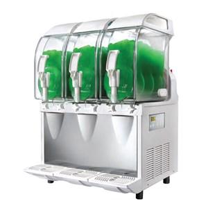 ÉLECTRONIQUE DE SLUSH MACHINE-MOD. Capacité du compresseur-conteneur # 1 B 3 ETC-# 1 chaude - LT 3-Dim. Cm. L 18 x p 47 x h 51-CE