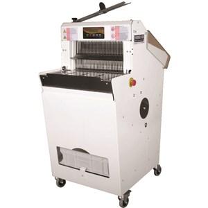 Banc de coupeur de trancheuse pain BAGUETTE /-coupes pour l'instant: 8400/16800-largeur max: 70-SINGLE PHASE-230V puissance Kw 0,25-CE