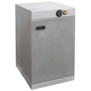 CHAUFFE-ASSIETTES 1 PORTE À BATTANT - MOD. TQ41 - Monophasé 230V - Puissance absorbée:  400 W - Capacité 30 assiettes - Dimensions L40xP41xH55 cm - Norme CE