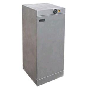 CHAUFFE-ASSIETTES 1 PORTE À BATTANT - MOD. TQ71 - Monophasé 230V - Puissance absorbée : 750 W - Capacité 60 assiettes - Dimensions L40xP41xH90 cm - Norme CE
