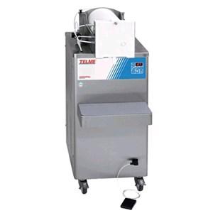 MACHINE DE REMPLISSAGE DE CRÈME GLACÉE-MOD. Alimentation VARIOFILL-15 lt capacité-230/50 Hz monophasé V-DIM. Cm L 50 x p 65 x h 126-CE