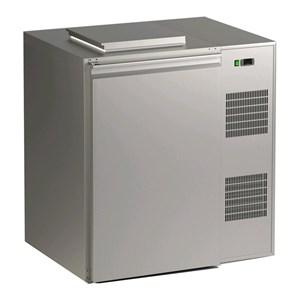 BOX réfrigéré pour déchets contenants-Mod. Capacité du réservoir # RW1RD-1 120/240 litres Température + 12 ° C-+ 2 /-cm L X P X H 110 121 87,5-CE