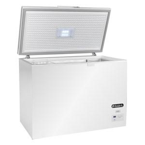 CONGÉLATEUR OU FRIGO COFFRE - Mod. AX/CD - Froid statique - Dégivrage manuel - Thermomètre analogique - Température +8º/-24º C - Classe énergie A+