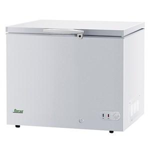 CONGÉLATEUR COFFRE - BASSE CONSOMMATION - CLASSE A+ - Mod. BD - Froid statique - Dégivrage manuel - Température de fonctionnement -18º C