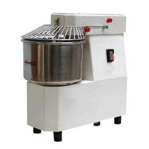 PÉTRIN À SPIRALE - TÊTE FIXE - Mod. KHMI10 - Alimentation 230 V monophasée - Capacité cuve 10 L - Poids pâte 8 kg - Puissance 0,37 kW - Norme CE