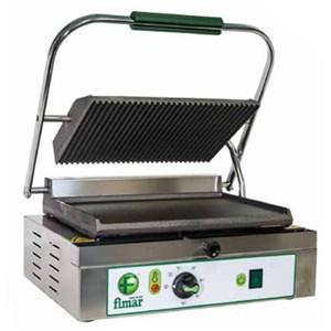 PLAQUE EN FONTE - ÉLECTRIQUE - Mod. PE 35LN - Plaque individuelle lisse - Plan de cuisson: cm 34x23 - Puissance 2200 W - 230V Monophasé 50-60 Hz - Norme CE